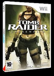Tomb Raider:Underworld pochette Wii (RH8P4F)