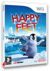 Happy Feet pochette Wii (RHFP5D)