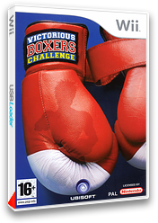 Victorious Boxers Challenge pochette Wii (RHIP41)