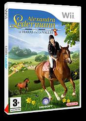 Alexandra Ledermann:Le Haras de la Vallée pochette Wii (RHZP41)