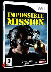 Impossible Mission pochette Wii (RIMP6M)