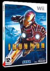 Iron Man pochette Wii (RIRP8P)