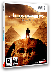 Jumper:Griffin's Story pochette Wii (RJMPRS)