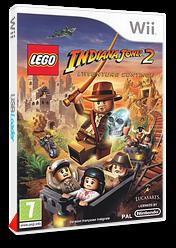 LEGO Indiana Jones 2 :L'Aventure Continue pochette Wii (RL4P64)