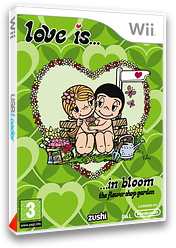 Love is... in bloom pochette Wii (RLCP7J)