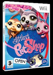 Littlest Pet Shop pochette Wii (RLPP69)