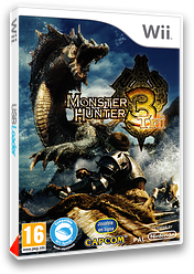 Monster Hunter Tri pochette Wii (RMHP08)