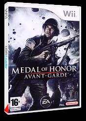 Medal of Honor:Avant-Garde pochette Wii (RMVX69)