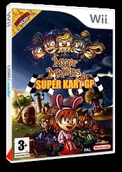 Myth Makers : Super Kart GP pochette Wii (RMYXUG)