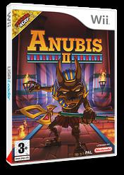 Anubis II pochette Wii (RNVXUG)