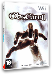 Obscure 2 pochette Wii (ROBPPL)