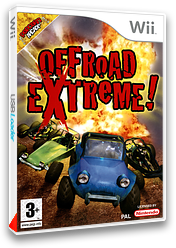 Offroad Extreme! pochette Wii (ROFPUG)