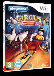 Playmobil Circus:Tous en Piste pochette Wii (ROVPHM)