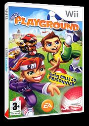 EA Playground pochette Wii (RPXP69)