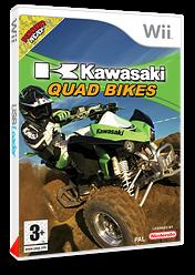 Kawasaki Quad Bikes pochette Wii (RQBPUG)