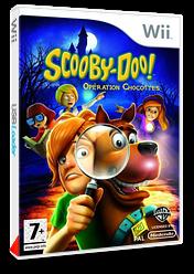 Scooby-Doo! Opération Chocottes pochette Wii (RQNPWR)