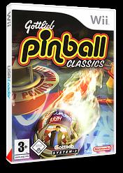 Gottlieb Pinball Classics pochette Wii (RQSP6M)