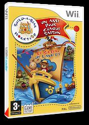 Build-A-Bear Workshop:Un Ami pour chaque Saison pochette Wii (RR4PFK)