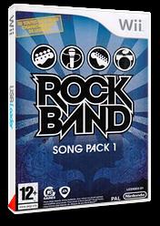 Rock Band Song Pack 1 pochette Wii (RREP69)