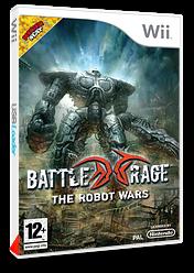 Battle Rage:The Robot Wars pochette Wii (RRVPNR)