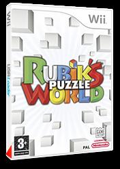 Rubik's Puzzle World pochette Wii (RRZPGY)