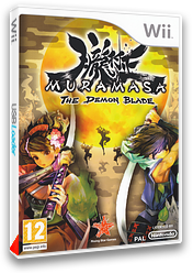 Muramasa : The Demon Blade pochette Wii (RSFP99)