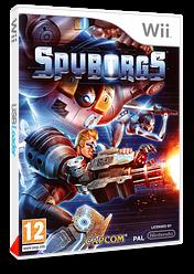 Spyborgs pochette Wii (RSWP08)