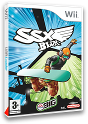 SSX Blur pochette Wii (RSXP69)