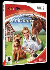 Ma clinique veterinaire pochette Wii (RTEPFR)