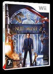 La nuit Au Musée 2:Le Jeu vidéo pochette Wii (RU7X5G)