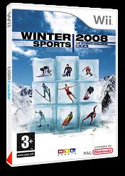 Winter Sports 2008:The Ultimate Challenge pochette Wii (RUCXRT)