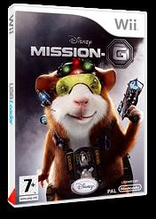 Mission-G pochette Wii (RUEP4Q)