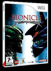 Bionicle Heroes pochette Wii (RVIP4F)