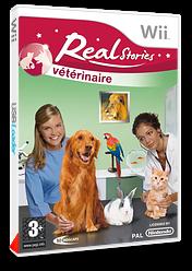 Real Stories:Vétérinaire pochette Wii (RVTXMR)