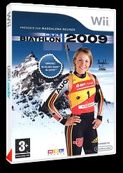 RTL Biathlon 2009 pochette Wii (RVXPRT)