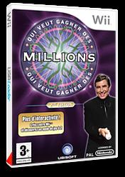 Qui Veut Gagner Des Millions :2ème Edition pochette Wii (RW5P41)