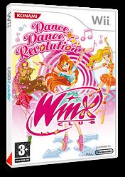 Dance Dance Revolution:Winx Club pochette Wii (RW6PA4)