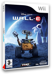 WALL•E pochette Wii (RWAY78)