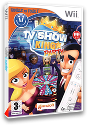 TV Show King Party pochette Wii (RXKPGL)