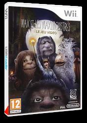 Max et les Maximonstres pochette Wii (RXQPWR)