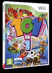 101-in-1 Party Megamix pochette Wii (RYEPHZ)