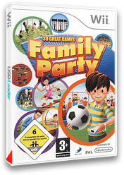 Family Party : 30 Great Games pochette Wii (RZ9PG9)
