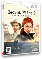 Secret Files 2 : Puritas Cordis pochette Wii (RZFPKM)