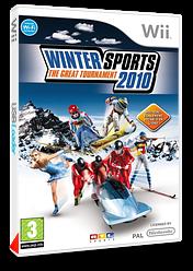 Winter Sports 2010:The Great Tournament pochette Wii (RZIPRT)