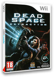 Dead Space:Extraction pochette Wii (RZJD69)