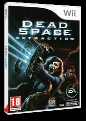 Dead Space:Extraction pochette Wii (RZJP69)