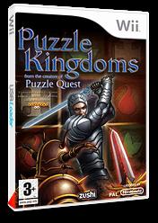 Puzzle Kingdoms pochette Wii (RZKP7J)
