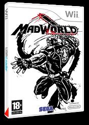 MadWorld pochette Wii (RZZP8P)