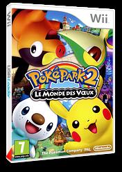 PokéPark 2:Le Monde des Voeux pochette Wii (S2LP01)