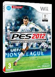 Pro Evolution Soccer 2012 pochette Wii (S2PXA4)